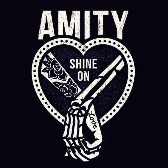 The Amity Affliction // Shine On