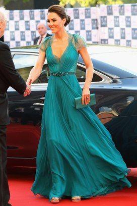 Kate Middleton: a dona do melhor look de 2012 - Moda No Mundo - iG
