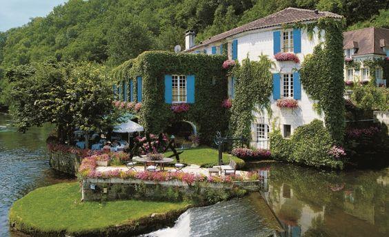 Hoteles De lujo y Restaurantes Gastronómicos - Relais & Châteaux: Mill, Bucket List, The Mill, Dream House, Beautiful Places, Dream Place, Rock
