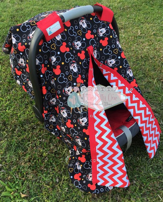Mickey Mouse Car Seat Cover Facebook