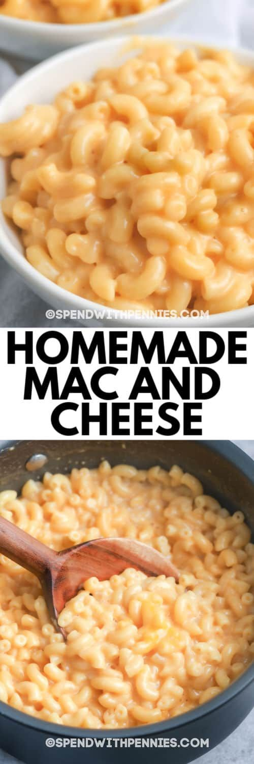Quick And Creamy This Stovetop Mac And Cheese Recipe Will Be A Go To For Years To Come In 2020 Vegetarian Recipes Healthy Vegetarian Recipes Easy Mac And Cheese
