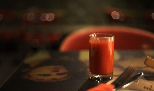 Доматен сок за отслабване