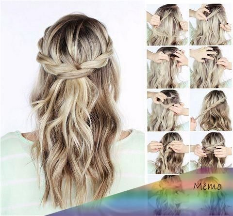 2019 11 08 Proste Fryzury Proste Fryzury Easy Hairstyles For Thick Hair Easy Wedding Guest Hairstyles Wedding Guest Hairstyles