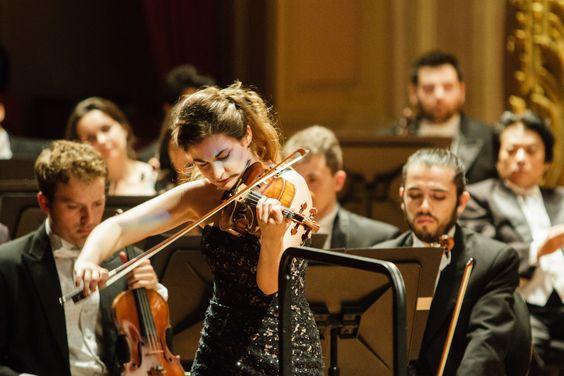 Série de concertos da Orquestra Sinfônica Brasileira no Theatro Municipal do Rio de Janeiro: //////// 31 de maio - Marcelo Lehninger (regência) Alexandra Soumm (violino)