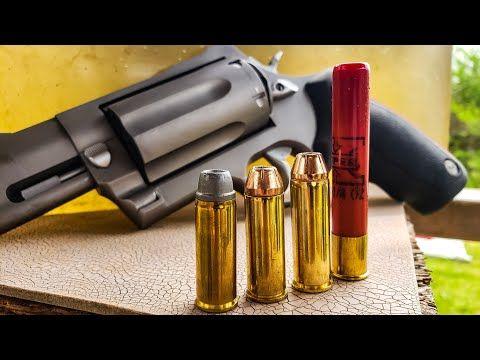 45colt Vs 454 Casull Vs 410 Ballistics Gel Taurus Raging Judge Magnum Youtube Ballistics 454 Casull Judge