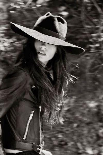 Hut mit breiter Krempe ♥ stylefruits Inspiration ♥
