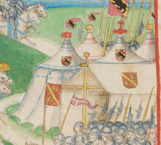Diebold Schilling, Amtliche Berner Chronik, Bd. 1 Bern · 1478-1483 Mss.h.h.I.1  Folio 82
