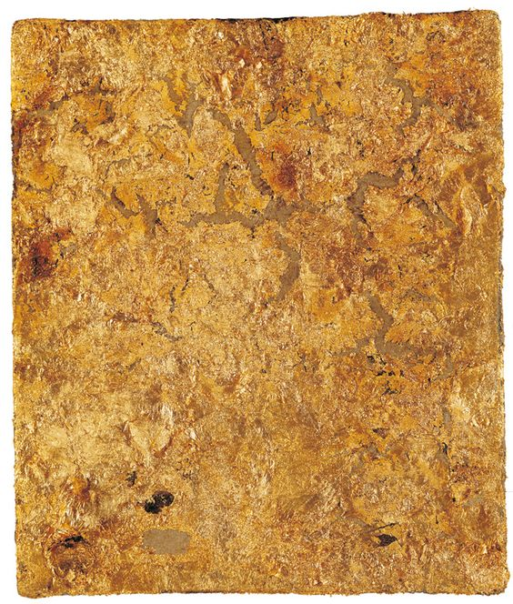 Monogold sans titre (MG 3), 1960.