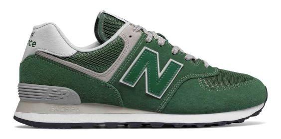 new balance classic 574 green off 63