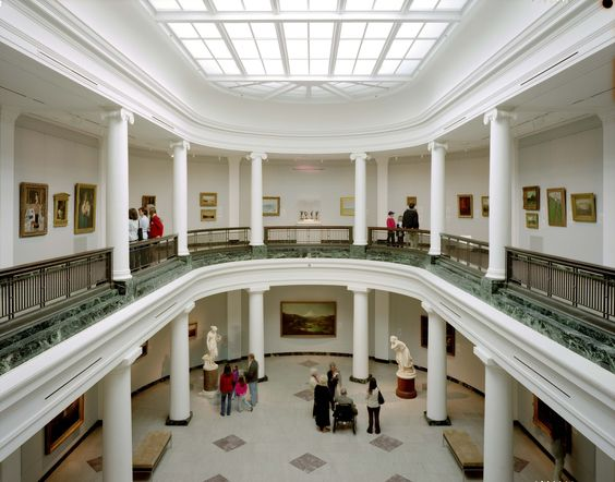 Gallery Of University Of Michigan Museum Of Art / Allied Works Architecture    13 | Museums, Architecture Photo And Architecture
