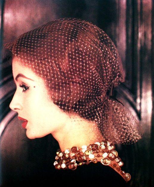 Gitta Schilling, Marie Claire (France) 1958