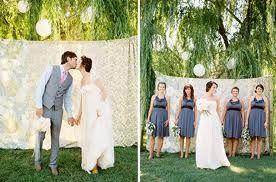 Outdoor fabric photobooth