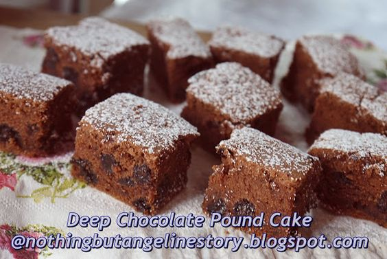 Explore Pound Cakes, Chocolate Pound Cake, and more!