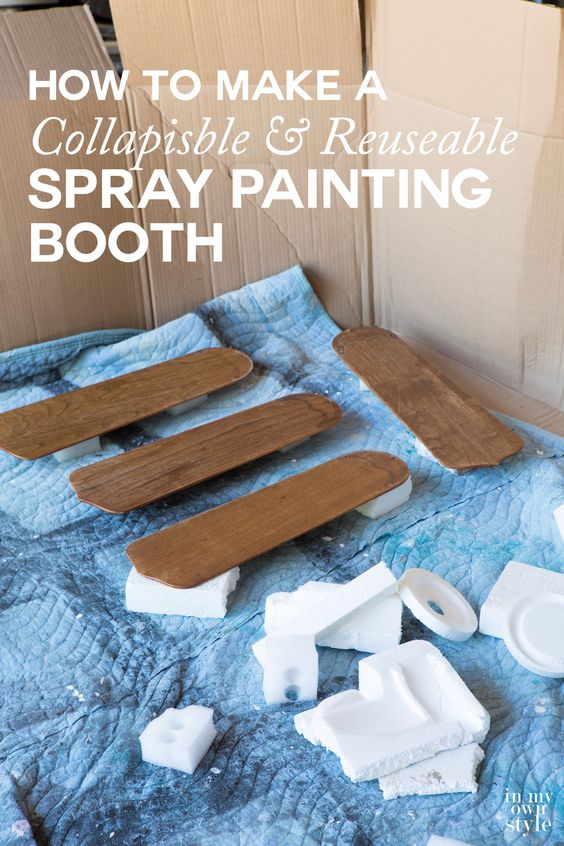 Ceiling fans how to make your and spray painting on pinterest for How to make your own spray paint