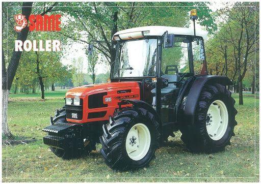 Same Roller 55 Parts Catalog Manual Download Tractors Parts Catalog Tractor Parts