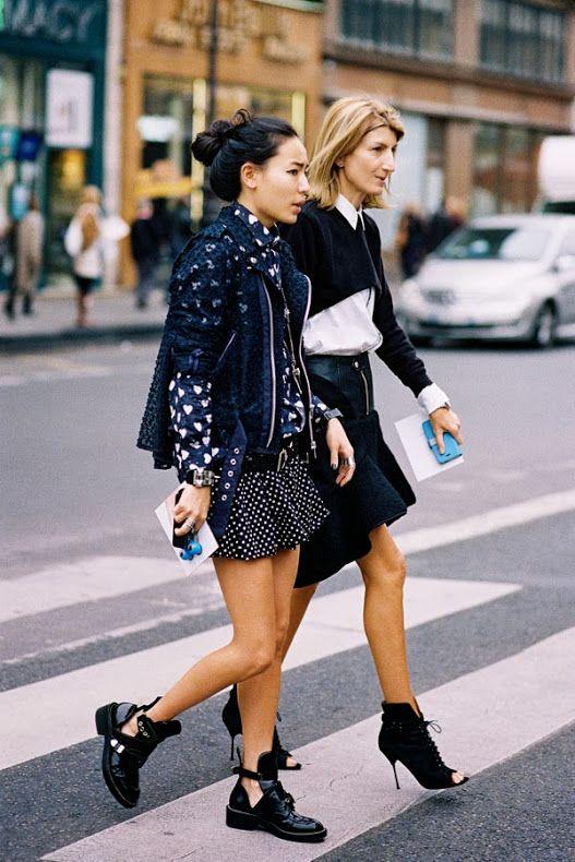 Paris Fashion Week SS 2014....Before Stella McCartney: