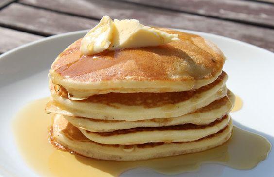 moey's kitchen: Pancakes zum Sonntagsfrühstück