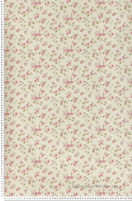 fleurs cottage rose papier peint lut ce liberty pink wallpaper http www. Black Bedroom Furniture Sets. Home Design Ideas