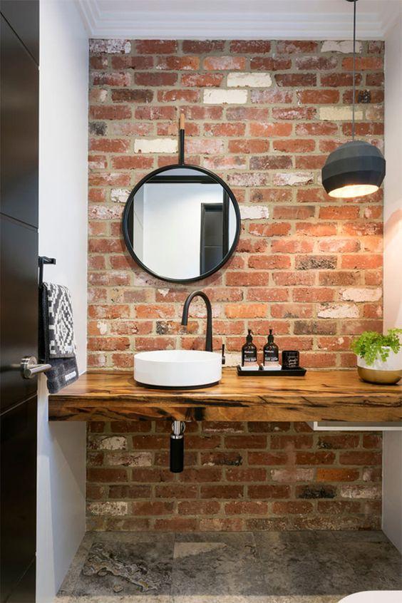 Die Schonsten Badezimmerwande Ideen Und Designs Kleines Bad