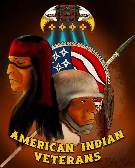 Va Native Plant Society: Veterans Day Native Americans