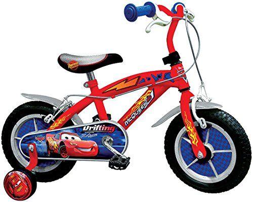 12 Zoll Disney Cars Fahrrad Kinderfahrrad Mit Luftreifen Total