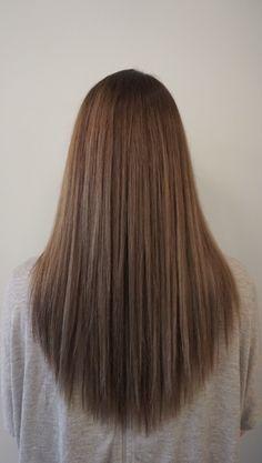 Lange haare u schnitt