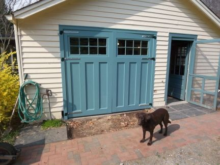 Building Carriage Doors From Scratch The Garage Journal