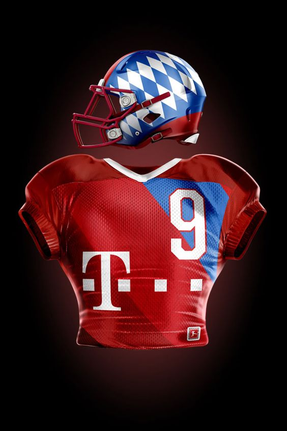 Talisman & Co. | ESPN FC Football Kit Mashups | Bayern Munich