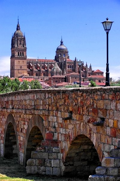 Salamanca, Spain// la mejor experiencia de mi vida .... hasta hoy
