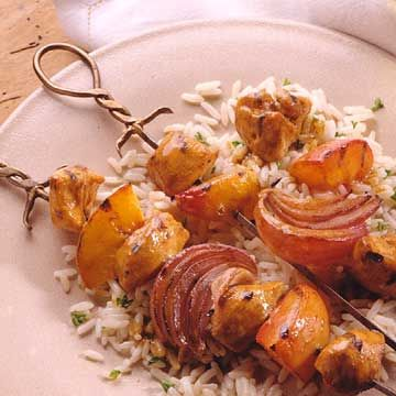 Kabobs, Chicken kabobs and Hens on Pinterest