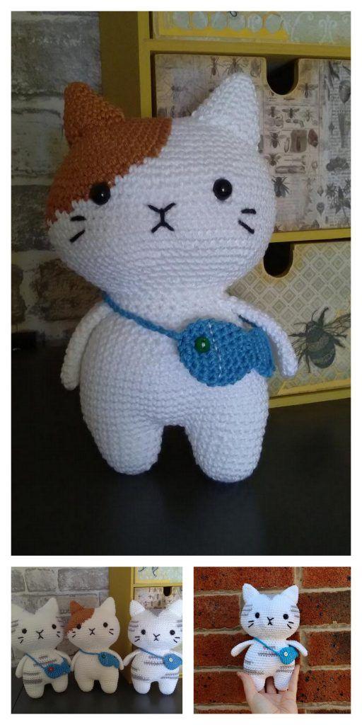 Our Favorite Pinterest Crochet Patterns | Crochet cat pattern ... | 1024x512