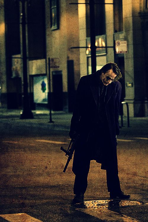 The Joker - The Dark Knight: