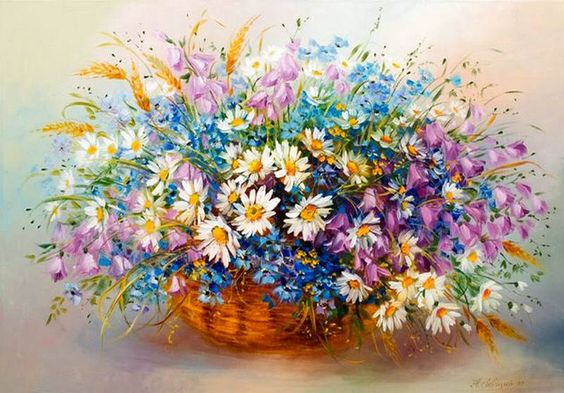 Beautiful flowers of Hope Levitsky. Discussion on LiveInternet - Russian Service Online diary