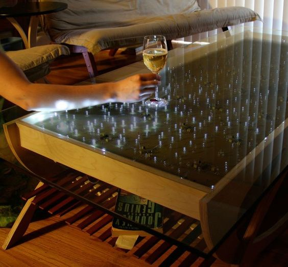 led_interactive_table