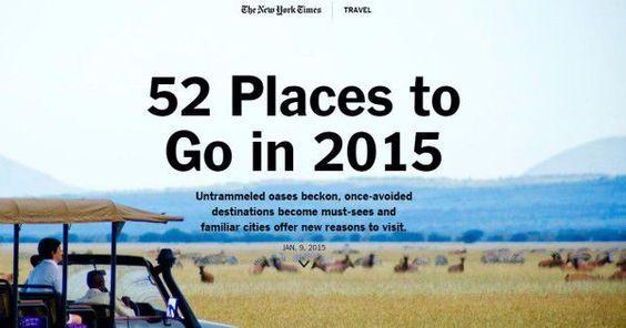 The New York Times cita Seul como uma das cidades para se visitar em 2015