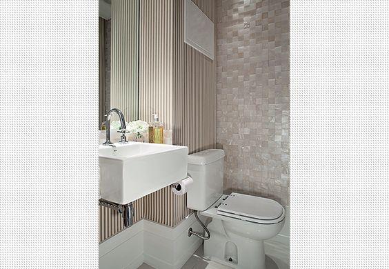 papel de parede no lavabo - Pesquisa Google