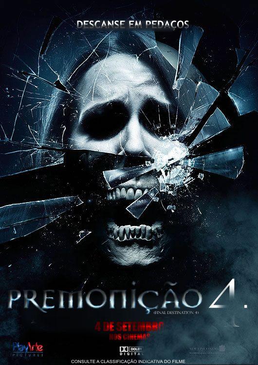 Pin By Roberta Nogueira Da Costa On Filmes De Terror Horror Movie Posters Creepiest Horror Movies Final Destination Movies