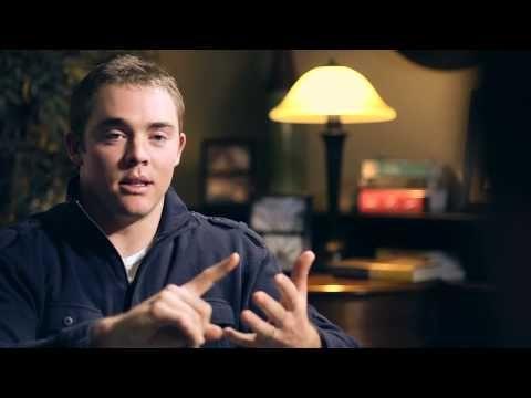 Colt McCoy tells His Story.