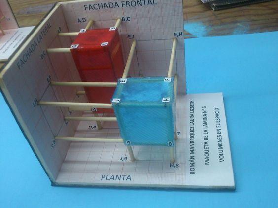 Arquitectura geometría descriptiva uno, primer semestre alumnos de nuevo ingreso