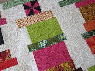 Quilting Is My Bliss: Stacks Quilt