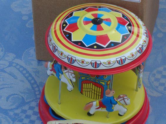 Blechspielzeug aus Rumänien