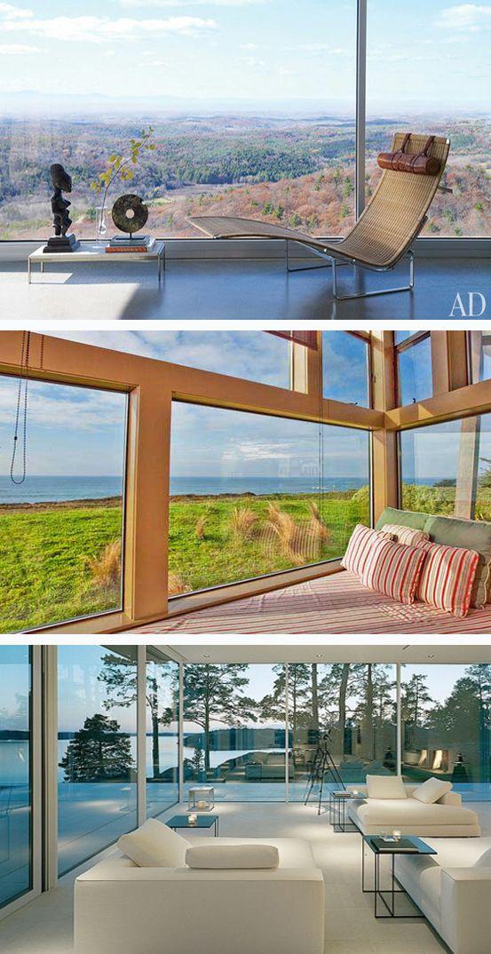 Room views via AD, Tumblr