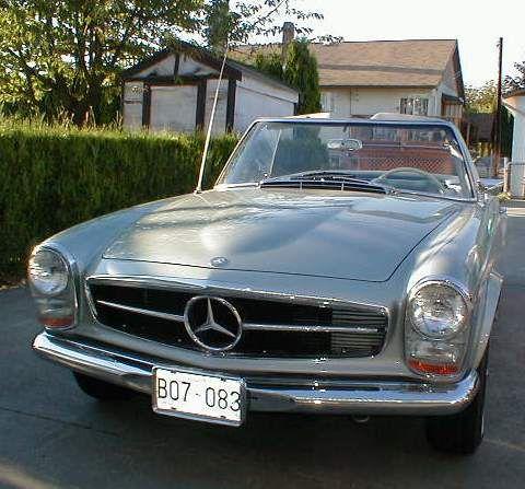 1968 Mercedes Benz 280sl Canada 150 000 Neg Contact Patrick 604 435 1304 Classic Mercedes Dream Cars Mercedes Benz