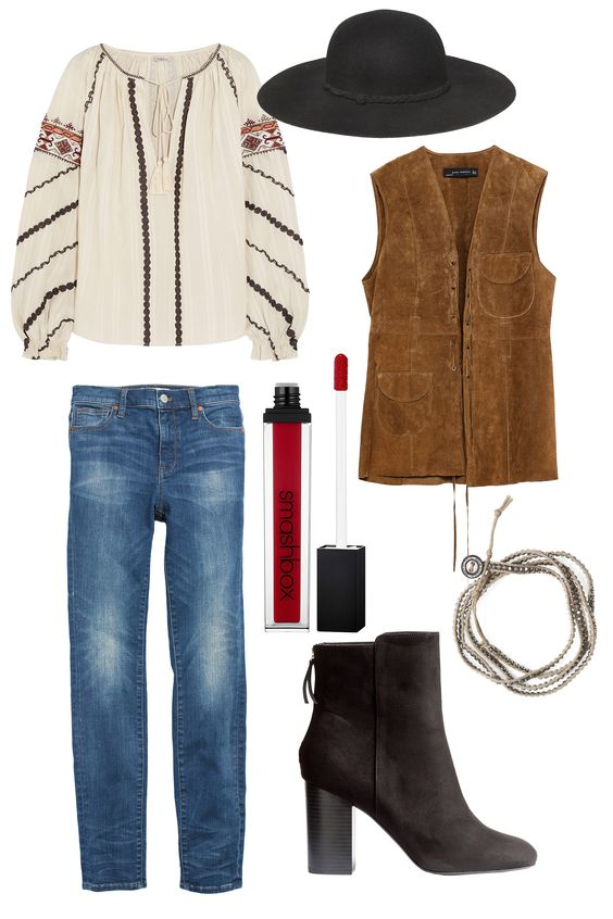 Fall Outfit Idea: Hipster Haute