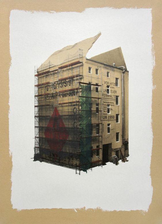 紙箱上的城市風情,瞧瞧以假亂真的紙箱塗鴉藝術 | T客邦 - 我只推薦好東西