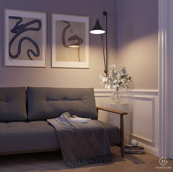 北欧 照明 ポイント ライト イメージ