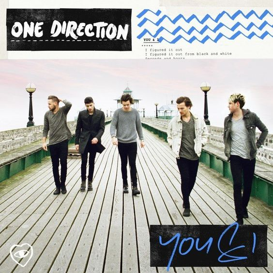 One Direction – You & I (single cover art)