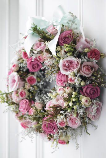 flowers beautiful wreaths pinterest beautiful