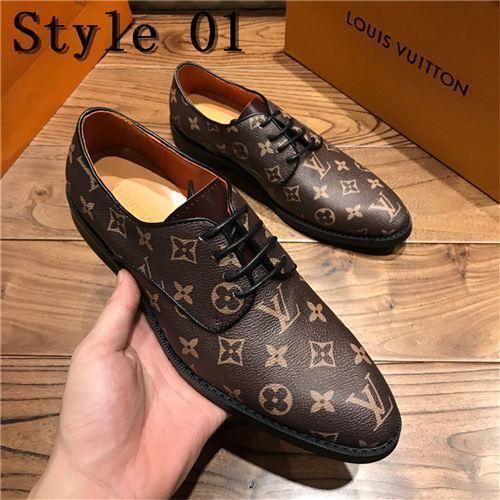 Lv Dress Shoes In 2020 Louis Vuitton Men Shoes Gucci Dress