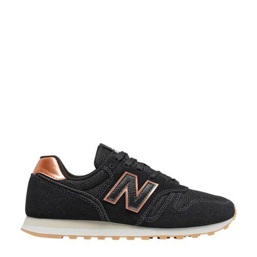 New Balance 373 sneakers zwart/koper in 2020 - Zwart, New ...